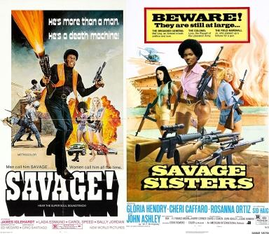 SAVAGE - savage sisters