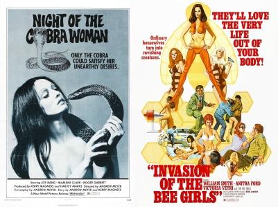 BEE GIRLS - COBRA WOMAN