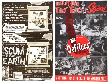 DEFILERS-Scum_of_earth_poster_01